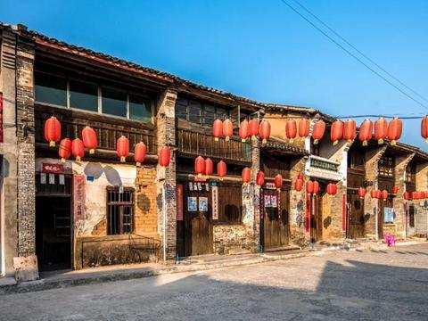 广西有一座最舒适的古镇,快去寻找古老且平淡的时光吧!
