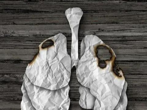 """肺不好的人,身体会有""""2大3黑"""", 一个没有,说明肺很健康"""