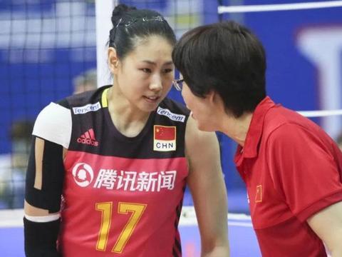 中国女排弥补了最后两大短板,组成完美阵容,直指东奥冠军