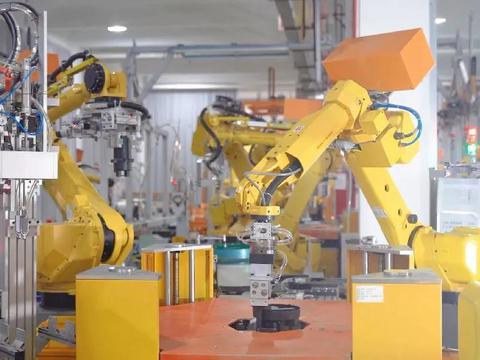 FANUC机器人助力水泵无人化柔性生产