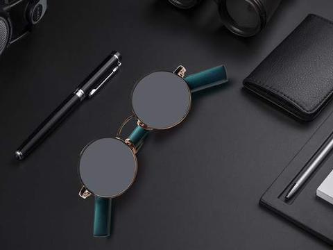 爱了爱了,这款克里特眼镜,不仅颜值高还有黑科技!