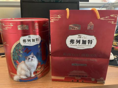 小猫咪也要有的新年礼物 高颜值与美味营养并存