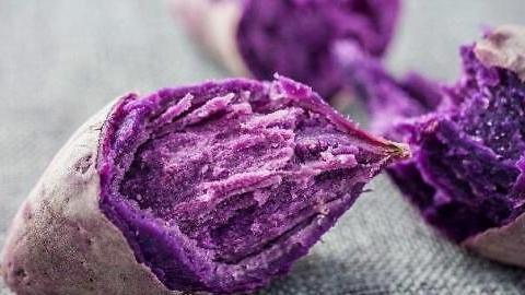 紫薯牛奶蜂蜜能不能一起吃吗?