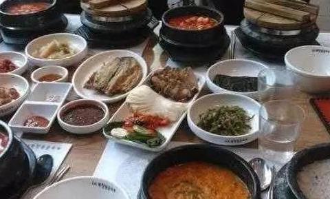 看过韩国人的一日三餐后,才知道为何他们都不胖,全球肥胖率最低