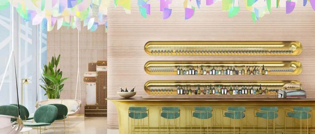 LV全球首家巧克力店马上开了,估计又要排队