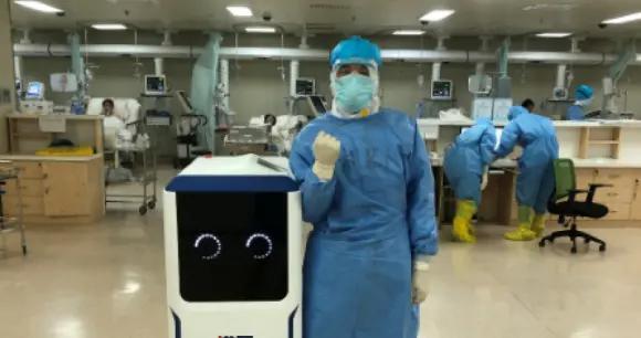 诺亚医院物流机器人1.2亿融资的背后,智能驾驶已在医疗场景全面落地