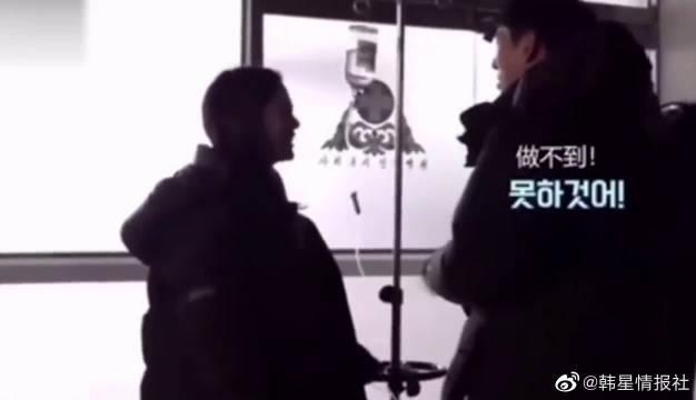 玄彬与孙艺珍拍戏,导演故意不喊咔? 玄彬的反应太甜了~