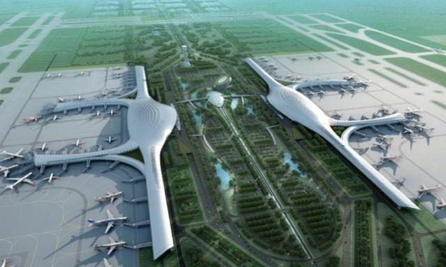 """南宁扩建一机场,总投资65.2亿元,将迎来""""双跑道时代"""""""