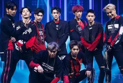 EXO歌曲MV点击率破3.8亿,粉丝欢呼吹捧,网友:无意义!