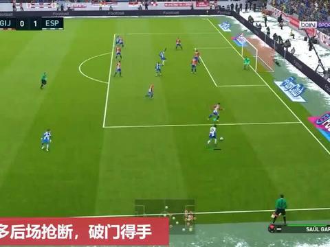西乙:武磊、梅伦多破门,西班牙人2比0希洪竞技。