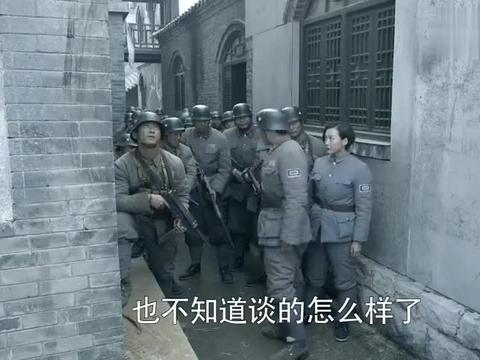 我的特一营:赵老虎听从疯子战术,放鬼子进城,才能一举歼灭!