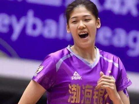 为何李盈莹会出任东京奥运主力?球迷给出答案,且大局已定