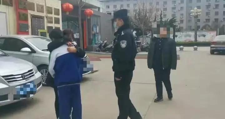 韩城公安韩城派出所:叛逆少女离家出走,民警暖心将其寻回