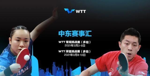 WTT首轮:国乒集训效果是看点,林昀儒上上签,张本智和遇克星
