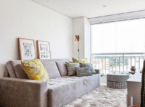 温馨舒适的一居室,设计简约清新超治愈,一个人的生活不将就!