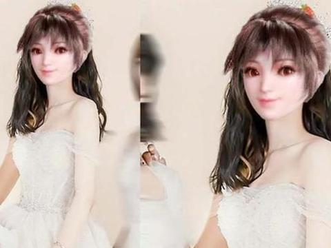 斗罗大陆:小舞的四种不同风格,穿婚纱最美,黑短裙最惊艳,很绝