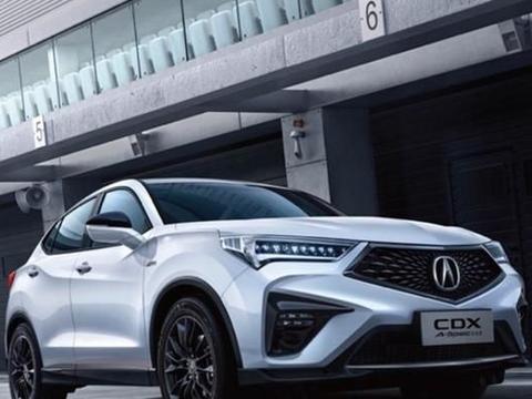 豪华性能SUV 讴歌CDX将性能和高颜值完美融合