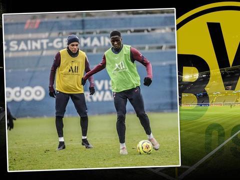 图片报:多特蒙德签下巴黎圣日耳曼17岁后卫库里巴利