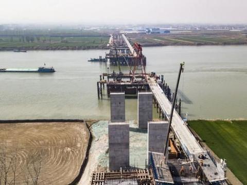 """蚌埠""""双向四车道""""高速,每年都是即将竣工?今年是最后通牒!"""