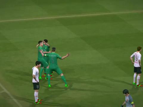 FIFA 北京国安6-0武汉卓尔!朴成远射世界波,张玉宁帽子戏法