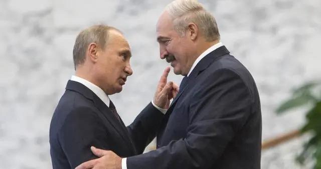"""国际资讯丨俄白首脑会晤,或将构建""""超国家联盟""""?"""