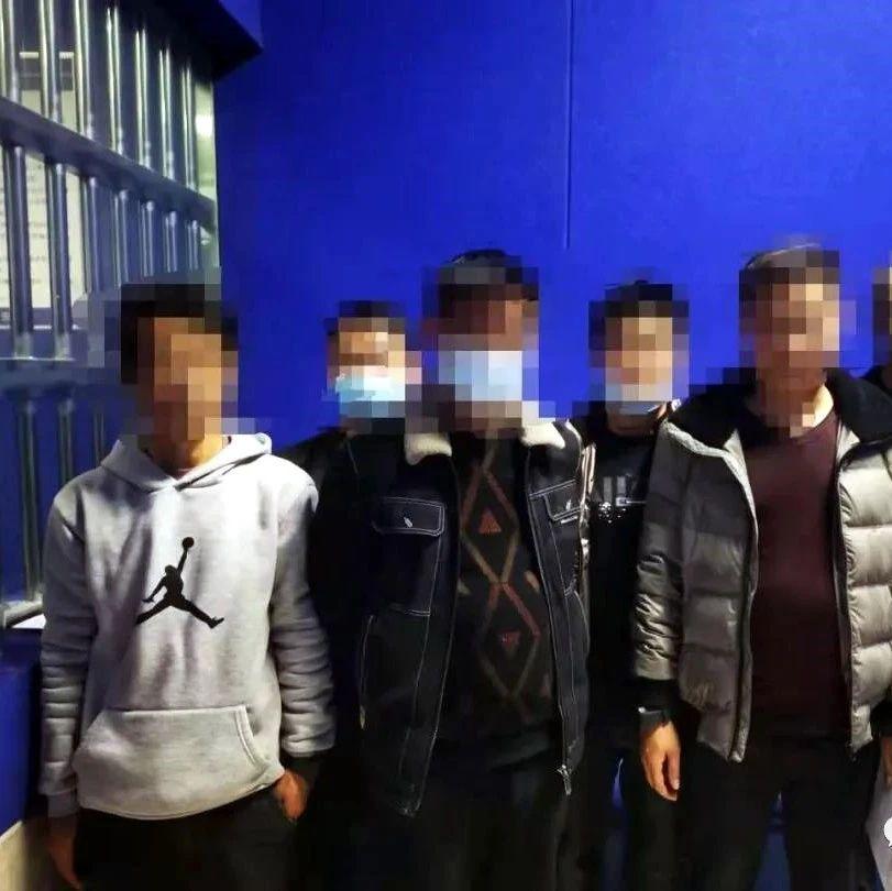 在家打麻将,贵州毕节6人被拘留!