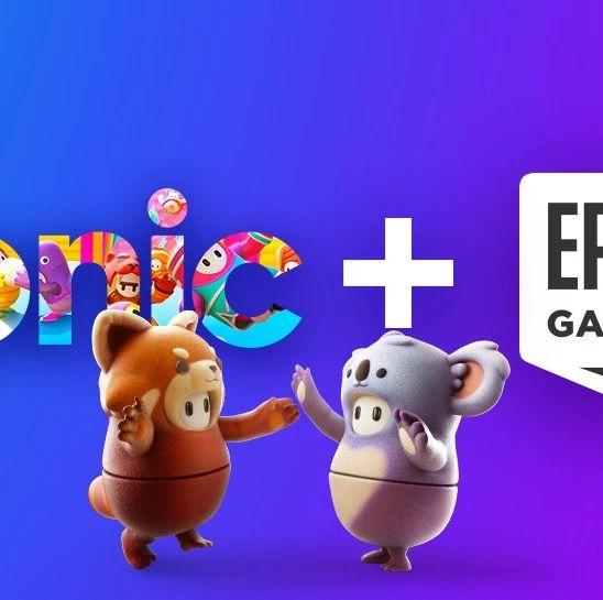 Epic收购《糖豆人:终极淘汰赛》开发商Mediatonic