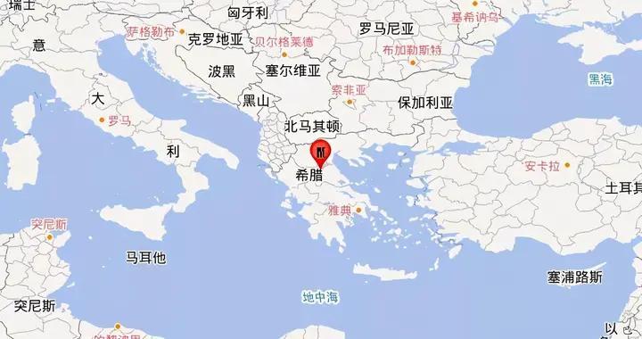 希腊发生6.2级地震,首都雅典有震感