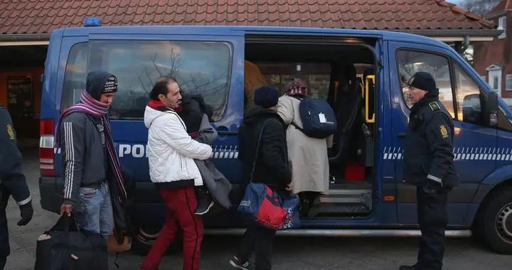 终于受不了难民了,丹麦突然驱赶叙利亚难民,西欧美梦变噩梦