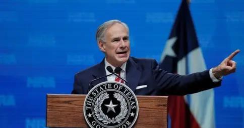 德州州长宣布下周取消口罩强制令