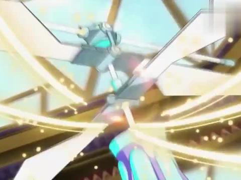 巴啦啦小魔仙:公主对蓝慧使用魔法,蓝慧居然飞了起来,好厉害啊