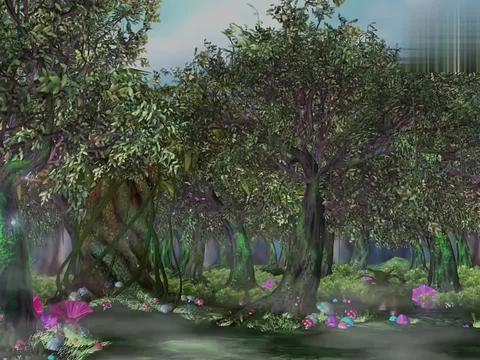叶罗丽:荒石是高级的仙子,孔雀石打不过了他的,该怎么逃过去