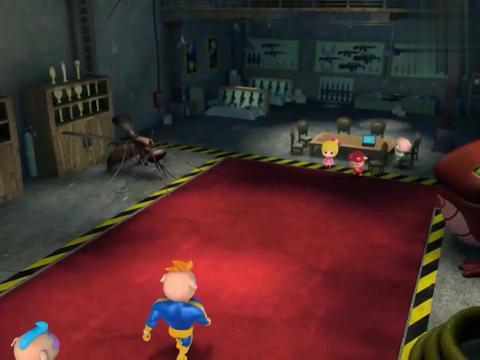 猪猪侠:好人被冤枉,真凶逍遥法外,连猪猪侠也要无家可归了!