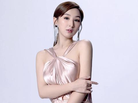 TVB花旦高海宁成功摆脱花瓶称号,曾被导演指当不了主角