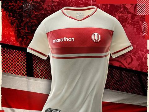 利马大学发布2021赛季主客场球衣