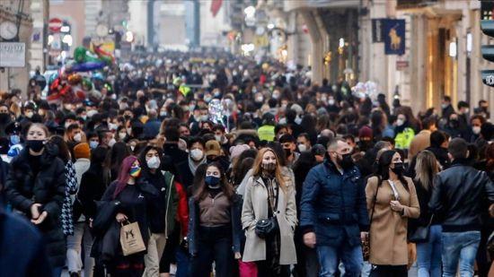 意大利新增确诊再次突破两万 罗马等地方选举推迟