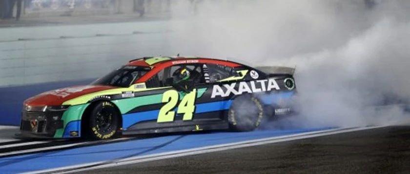 【NASCAR】年轻车手再发力,生涯第二胜