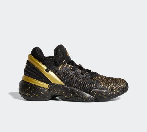 """黑金配色篮球鞋的颜值不会差!米切尔二代篮球鞋""""黑金""""配色发售"""