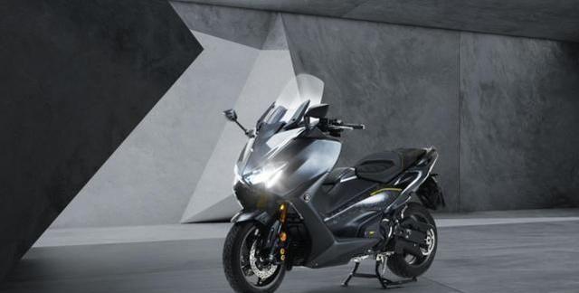 碳纤维车身 限量560台 雅马哈发布T-MAX周年纪念版
