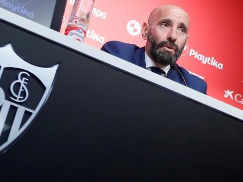 蒙奇:被巴萨逆转使球员痛苦失望 塞维利亚必须重新振作