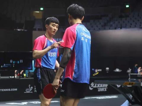 中国世界冠军拒绝让分轰11-0,林昀儒双线冲冠