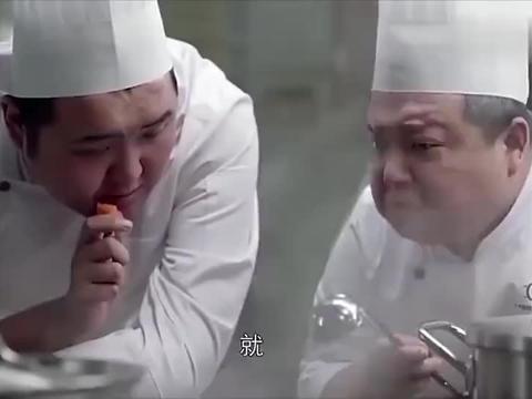 好先生:厨师议论孙红雷被发现,红雷居然一直问时间,厨师都慌了