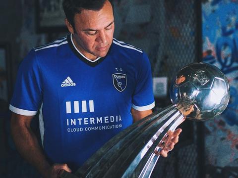 阿迪达斯发布圣何塞地震2021赛季主场球衣