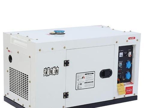 50kw冷藏车静音发电机 潍柴发电机组