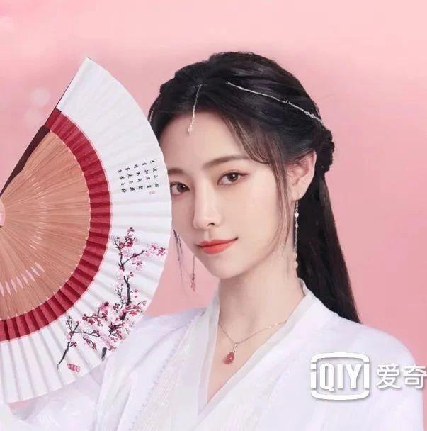 《清风朗月花正开》横店热拍 THE9-许佳琪黄圣池角色海报