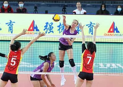 全运会排球预赛抽签揭晓,广东男女排皆签运不佳