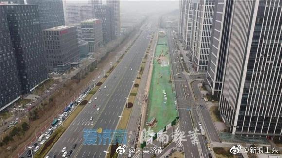济南地铁4号线正式开工