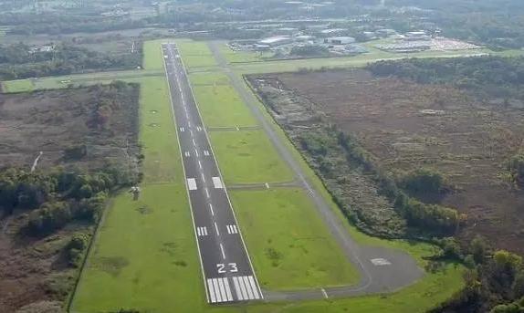 广西新机场正式开工,距县城9公里,总投资4.5亿元
