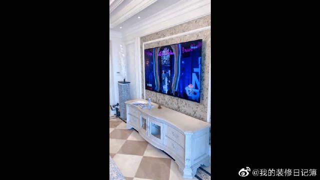 高雅欧式风格的别墅,据说售价达五百万,看到这装修后我沉默了!
