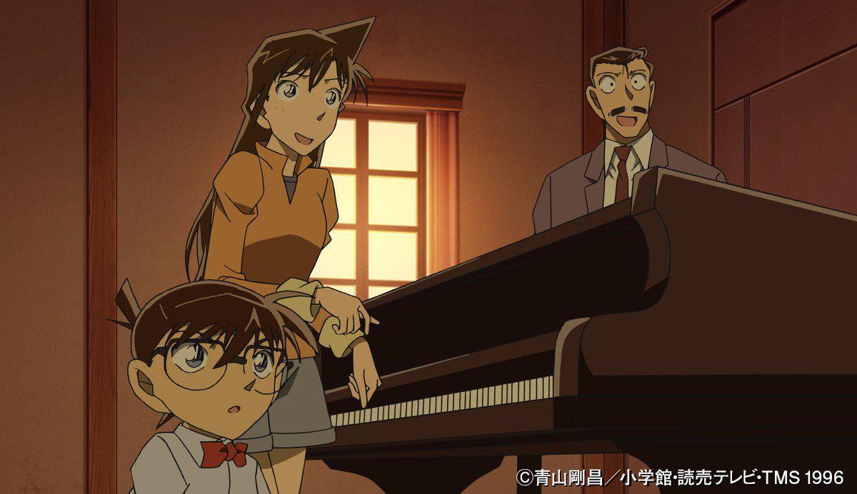 """神回""""钢琴奏鸣曲《月光》杀人事件""""重启特别篇上集……"""